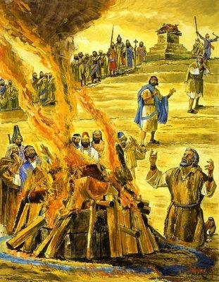 Pray for Fire Devotional